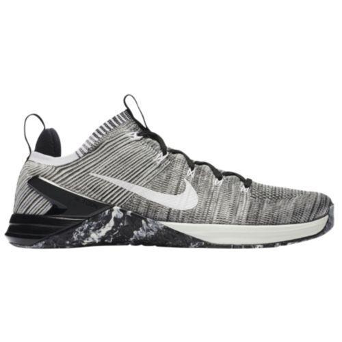ナイキ メンズ スニーカー トレーニングシューズ メトコン DSX フライニット 2 Nike Men's Metcon DSX Flyknit 2 Matte Silver Sail Light Silver 箱なし あす楽対応 【コンビニ受取対応商品】