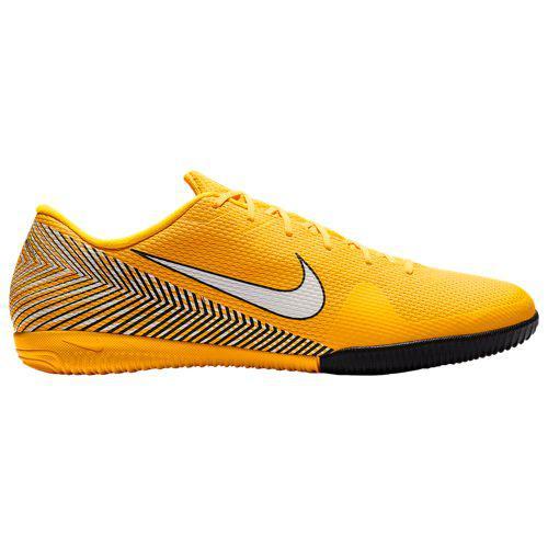 (取寄)ナイキ メンズ マーキュリアル ヴェイパー X 12 アカデミー ic Nike Men's Mercurial VaporX 12 Academy IC Amarillo White Black