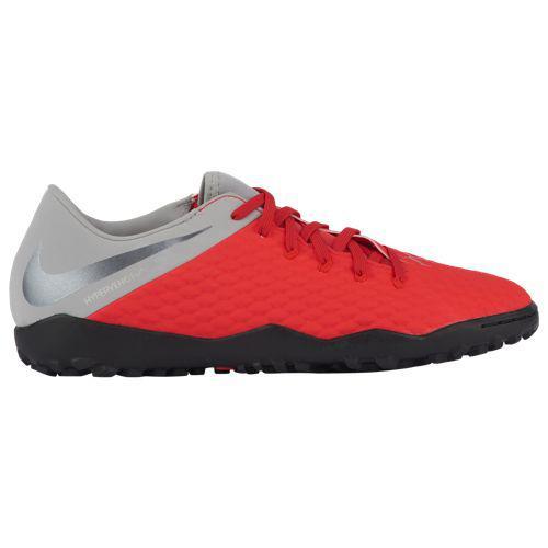 (取寄)ナイキ メンズ ハイパーベノム ファントム エックス 3 アカデミー tr Nike Men's Hypervenom PhantomX 3 Academy TF Light Crimson Metallic Dark Grey Wolf Grey