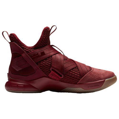 (取寄)ナイキ メンズ ソルジャー 12 SFG レブロン ジェームズ Nike Men's Soldier XII SFG Lebron James Team Red Light Brown Gum