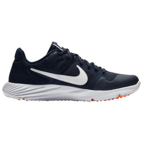 (取寄)ナイキ メンズ アルファ ハラチ エリート 2 ターフ Nike Men's Alpha Huarache Elite 2 Turf College Navy White Blackened Blue