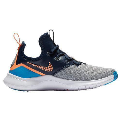 (取寄)ナイキ レディース フリー TR 8 Nike Women's Free TR 8 Wolf Grey Orange Pulse Blue Glow
