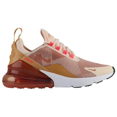 (取寄)ナイキ レディース エアマックス 270 Nike Women's Air Max 270 Guava Ice Terra Blush Racer Pink Wheat Gold Orange