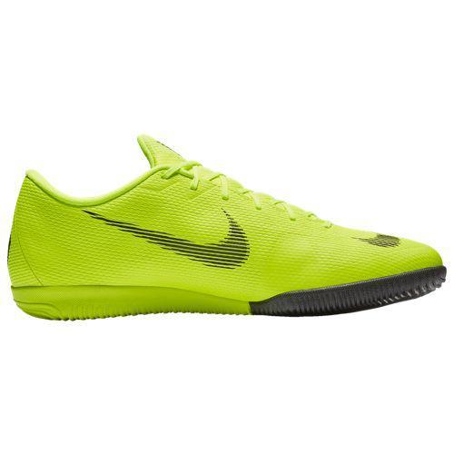 【クーポンで最大2000円OFF】(取寄)ナイキ メンズ マーキュリアル ヴェイパー X 12 アカデミー Volt Nike ic ヴェイパー Nike Men's Mercurial VaporX 12 Academy IC Volt Black, マキノ町:d02f2a01 --- officewill.xsrv.jp