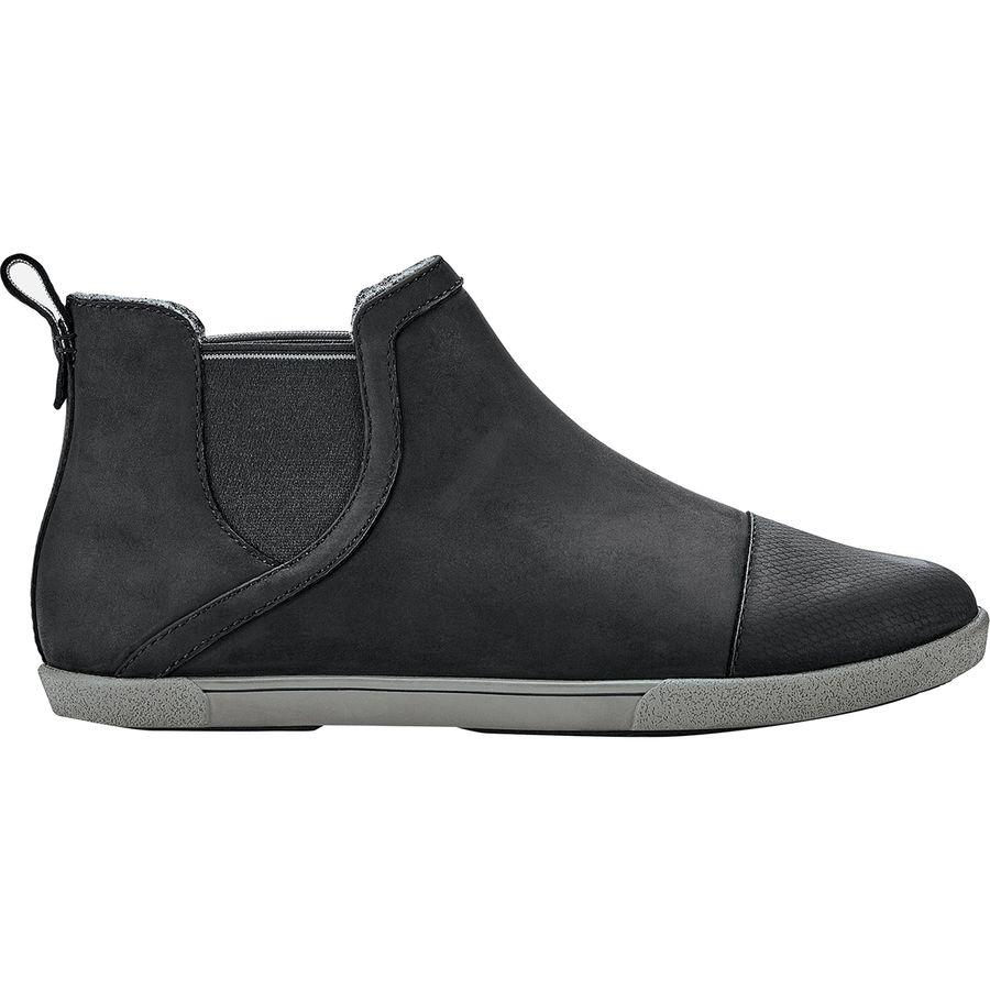 (取寄)オルカイ レディース プメハナ フールー WP シューズ Olukai Women Pumehana Hulu WP Shoe Black/Black