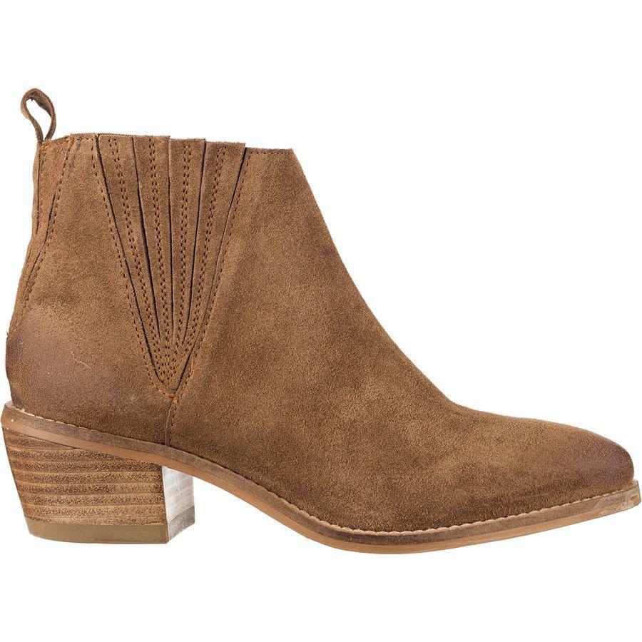 (取寄)スプレンディド レディース キューピッド ブーツ Splendid Women Cupid Boot Cognac