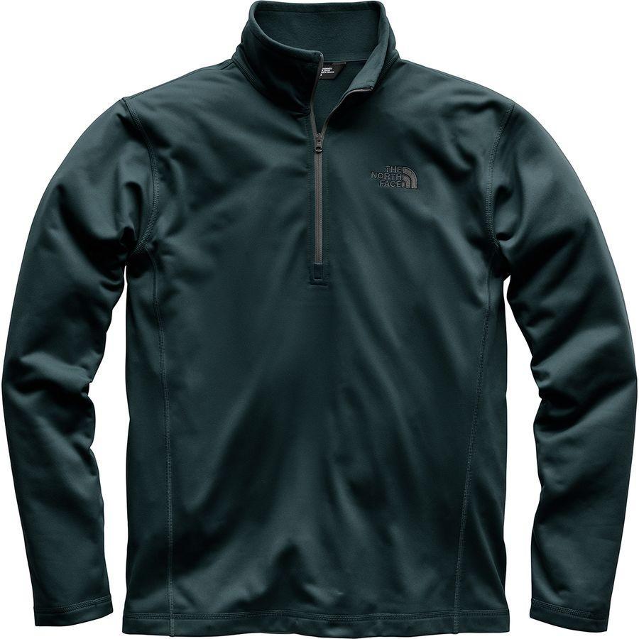 (取寄)ノースフェイス メンズ テック グレイシャー1/4-Zip フリース プルオーバー The North Face Men's Tech Glacier 1/4-Zip Fleece Pullover Kodiak Blue