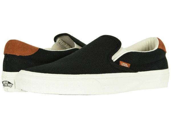 (取寄)Vans(バンズ) スニーカー スリップ ユニセックス メンズ レディース Vans Unisex Slip (Flannel) Black