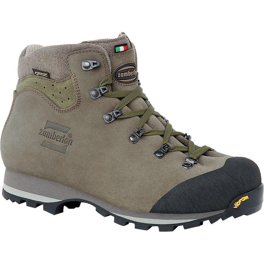 (取寄)ザンバラン メンズ トラックマスター Gtx RR ハイキング ブーツ Zamberlan Men's Trackmaster GTX RR Hiking Boot Brown