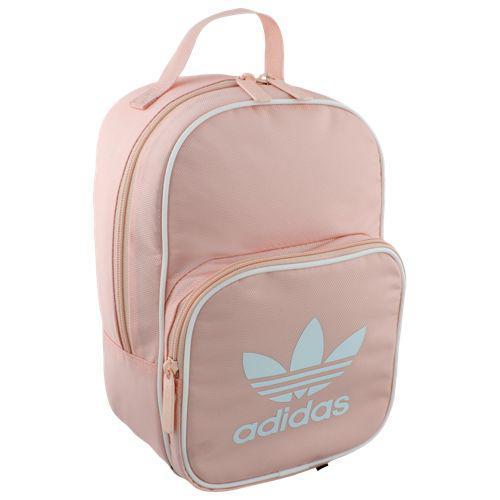 (order) Adidas men originals Santiago lunch bag adidas Originals Santiago  Lunch Bag Icey Pink White a7d4b1e93f