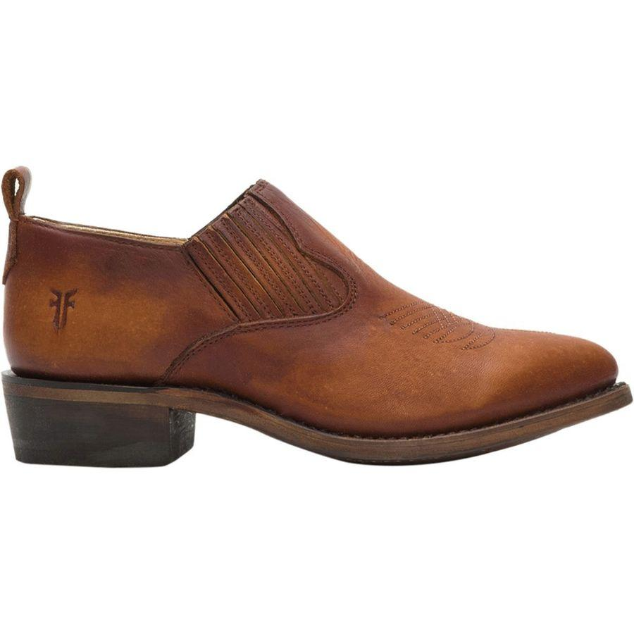 (取寄)フライ レディース ビリー シューティ ブーツ Frye Women Billy Shootie Boot Cognac/Washed Oiled Vintage