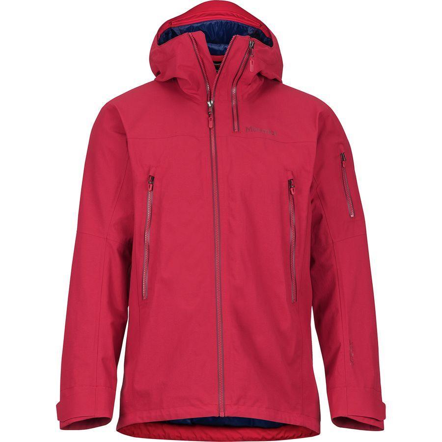 (取寄)マーモット メンズ フリーライダー ジャケット Marmot Men's Freerider Jacket Sienna Red