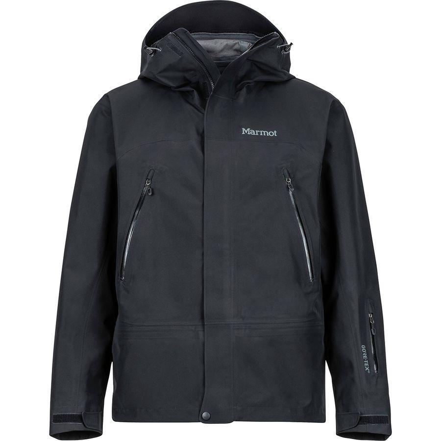 (取寄)マーモット メンズ スパイアー ジャケット Marmot Men's Spire Jacket Black