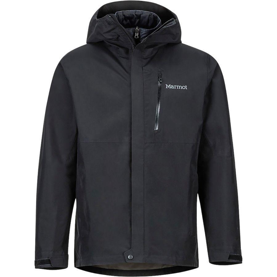 (取寄)マーモット メンズ ミニマリスト コンポーネント ジャケット Marmot Men's Component Jacket Black