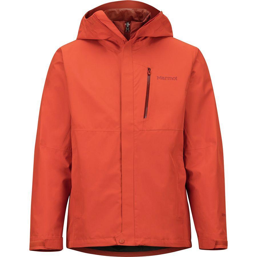 (取寄)マーモット メンズ ミニマリスト コンポーネント ジャケット Marmot Men's Component Jacket Orange Haze