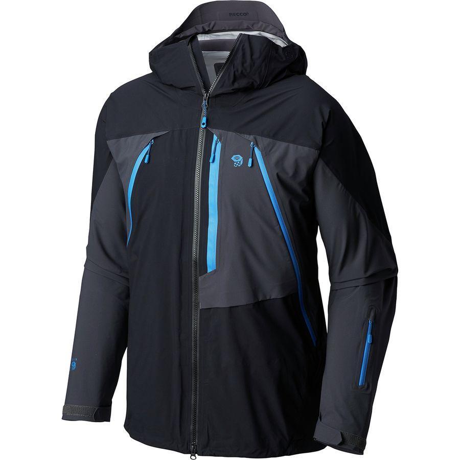 (取寄)マウンテンハードウェア メンズ クラウドシーカー ジャケット Mountain Hardwear Men's Cloudseeker Jacket Black