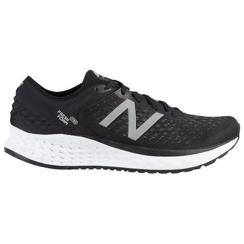 (取寄)ニューバランス メンズ フレッシュ フォーム 1080 V9 New Balance Men's Fresh Foam 1080 V9 Black White
