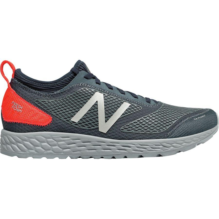 (取寄)ニューバランス メンズ フレッシュ フォーム ゴビ v3トレイル ランニングシューズ New Balance Men's Fresh Foam Gobi v3 Trail Running Shoe Petrol/Flame/Galaxy