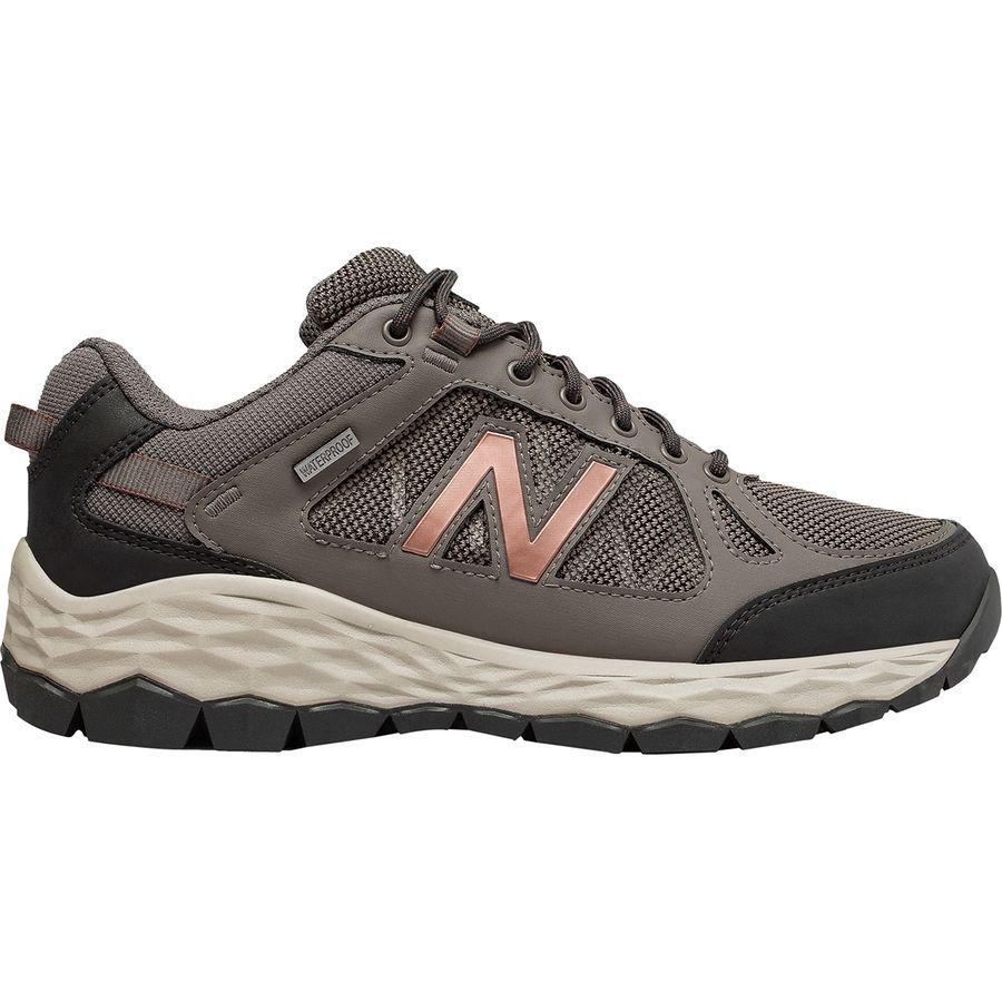 (取寄)ニューバランス レディース 1350W1フレッシュ フォーム ハイキングシューズ New Balance Women 1350W1 Fresh Foam Hiking Shoe Dark Gull Grey/Phantom