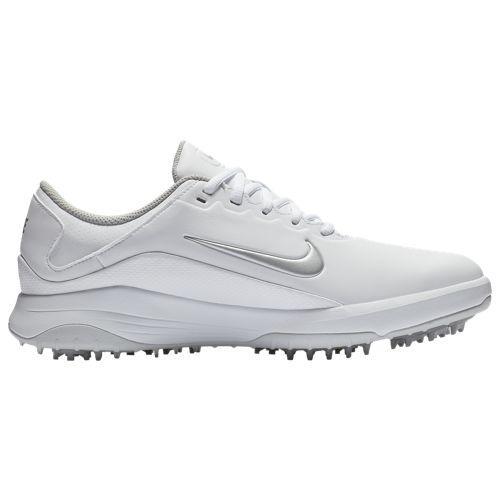 【クーポンで最大2000円OFF】(取寄)ナイキ メンズ ヴェイパー ゴルフ シューズ Nike Men's Vapor Golf Shoes White Cool Grey