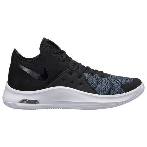 (取寄)ナイキ メンズ エア バーシタイル 3 Nike Men's Air Versitile 3 Black White Dark Grey