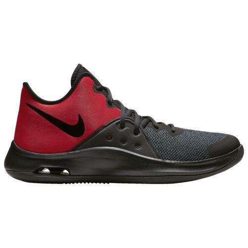 (取寄)ナイキ メンズ エア バーシタイル 3 Nike Men's Air Versitile 3 University Red Black Anthracite