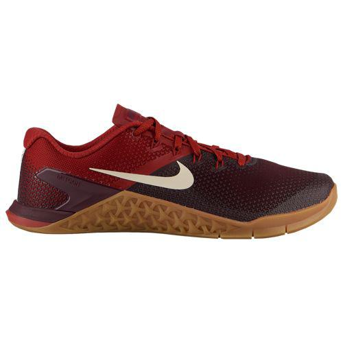 (取寄)ナイキ メンズ メトコン 4 Nike Men's Metcon 4 Burgundy Crush Light Cream Dune Red Gum