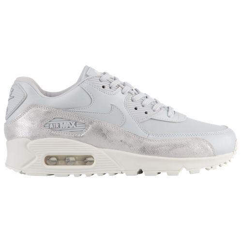 (取寄)ナイキ レディース エア マックス 90 Nike Women's Air Max 90 Pure Platinum Pure Platinum White Platinum
