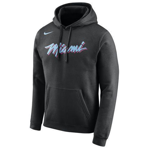 (取寄)ナイキ メンズ NBA シティ エディション ロゴ エッセンシャル PO フーディ マイアミ ヒート Nike Men's NBA City Edition Logo Essential PO Hoodie マイアミ ヒート Black, 鳴沢村 0c94f818
