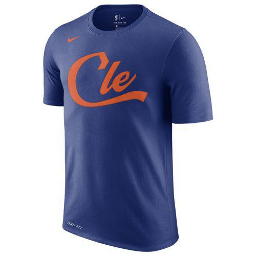(取寄)ナイキ メンズ NBA シティ エディション ドライ Tシャツ クリーブランド キャバリアーズ Nike Men's NBA City Edition Dry T-Shirt クリーブランド キャバリアーズ Rush Blue