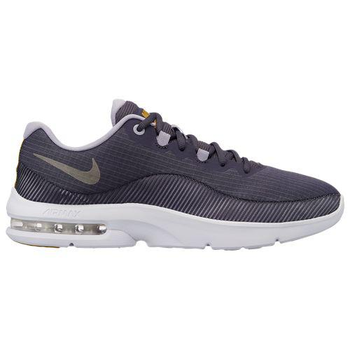 (取寄)ナイキ メンズ エア マックス アドバンテージ 2 Nike Men's Air Max Advantage 2 Gridiron Metallic Pewter Provence Purple Peat Moss