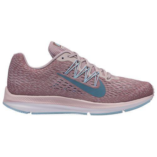 (取寄)ナイキ レディース ズーム ウィンフロー 5 Nike Women's Zoom Winflo 5 Particle Rose Celestial Teal Smokey Mauve White