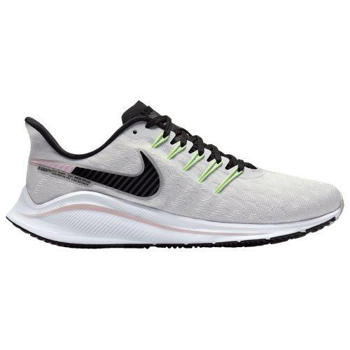 (取寄)ナイキ レディース エア ズーム ボメロ 14 Nike Women's Air Zoom Vomero 14 Vast Grey Black Pink Foam Lime Blast White