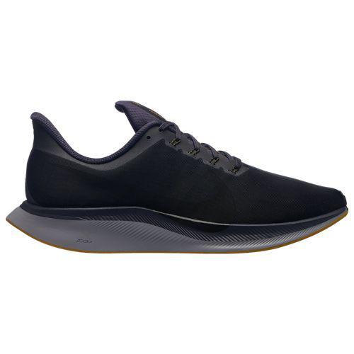 (取寄)ナイキ メンズ エア ズーム ペガサス 35 ターボ Nike Men's Air Zoom Pegasus 35 Turbo Gridiron Black Atmosphere Grey Peat Moss