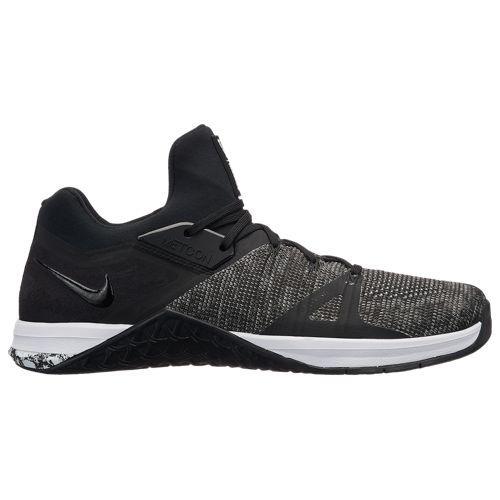 (取寄)ナイキ メンズ メトコン DSX フライニット 3 Nike Men's Metcon DSX Flyknit 3 Black Black White Matte Silver