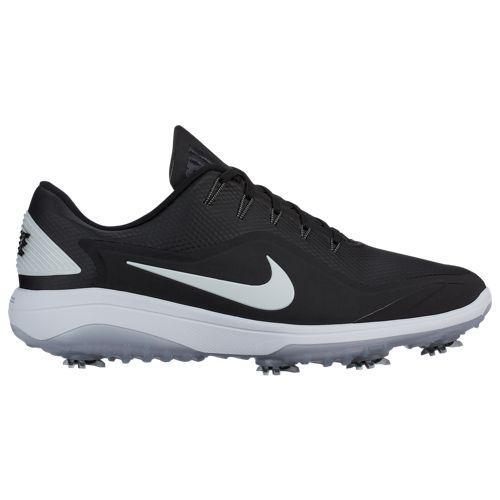 (取寄)ナイキ メンズ リアクト ヴェイパー 2 ゴルフ シューズ Nike Men's React Vapor 2 Golf Shoes Black Metallic White White