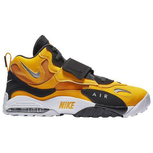 (取寄)ナイキ メンズ エア マックス スピード ターフ Nike Men's Air Max Speed Turf University Gold Metallic Silver White