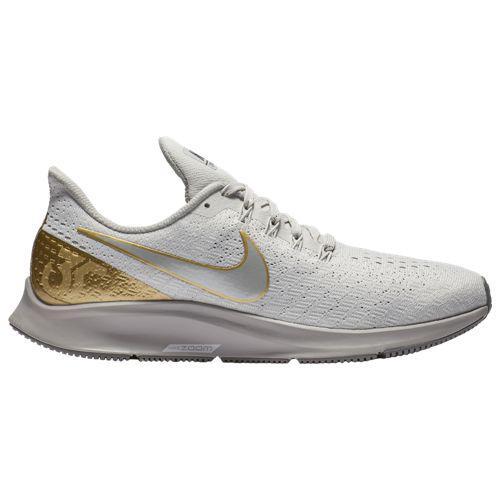 (取寄)ナイキ レディース エア ズーム ペガサス 35 プレミアム Nike Women's Air Zoom Pegasus 35 Premium Vast Grey Mtlc Platinum Atmosphere Grey Gunsmoke