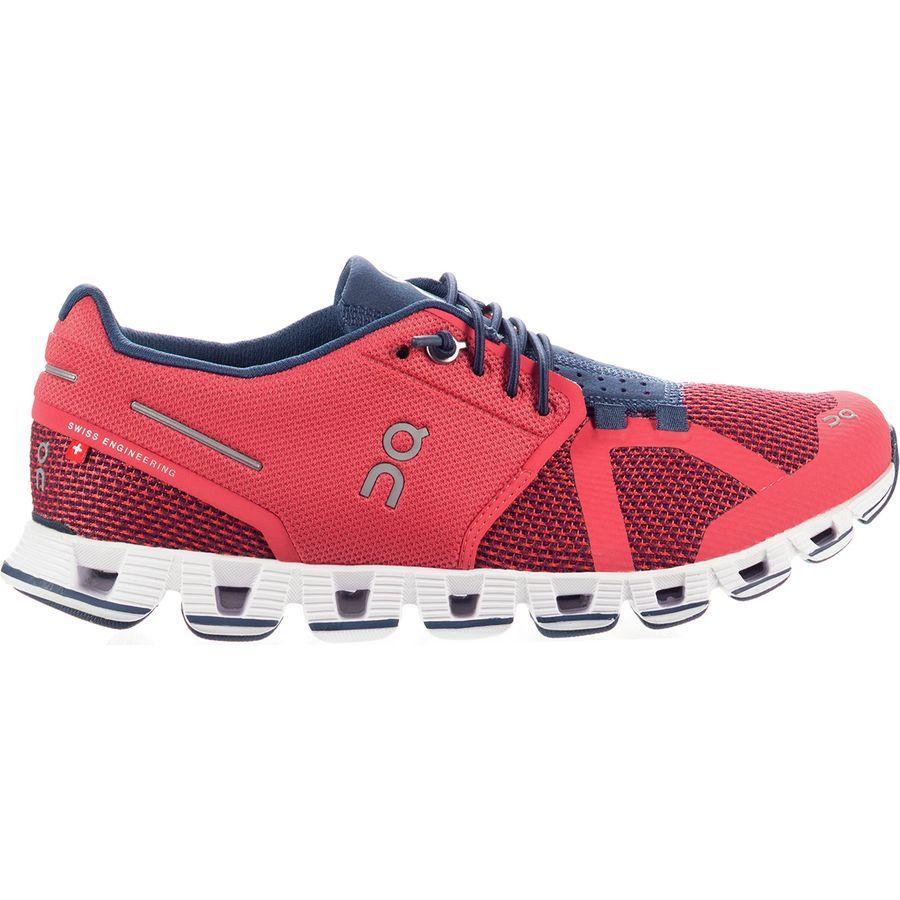 (取寄)オン フットウェアー レディース クラウド シューズ On Footwear Women Cloud Shoe Coral/Pacific