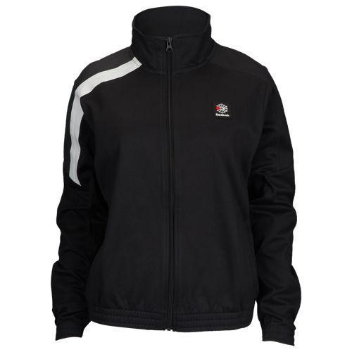 (取寄)リーボック レディース エッセンシャル トラック ジャケット Reebok Women's Essentials Track Jacket Black