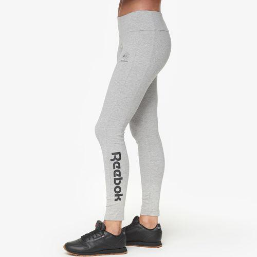 (取寄)リーボック レディース ロゴ レギンス Reebok Women's Logo Leggings Medium Grey Heather