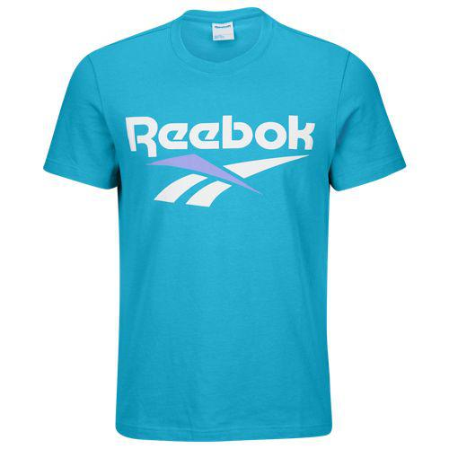 (取寄)リーボック メンズ ショート スリーブ ロゴ Tシャツ Reebok Men's Short Sleeve Logo T-Shirt Mineral Mist