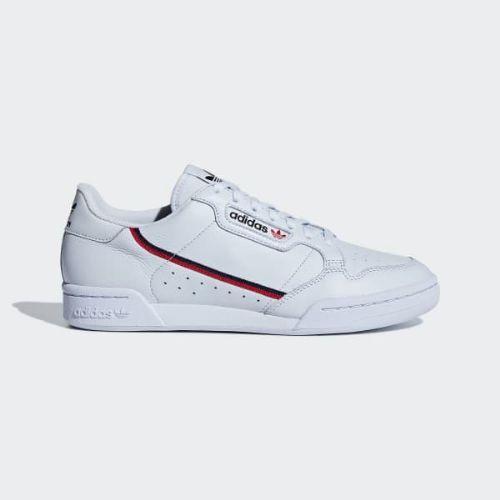 (取寄)アディダス オリジナルス メンズ コンチネンタル 80 シューズ adidas originals Men's Continental 80 Shoes Aero Blue / Scarlet / Collegiate Navy
