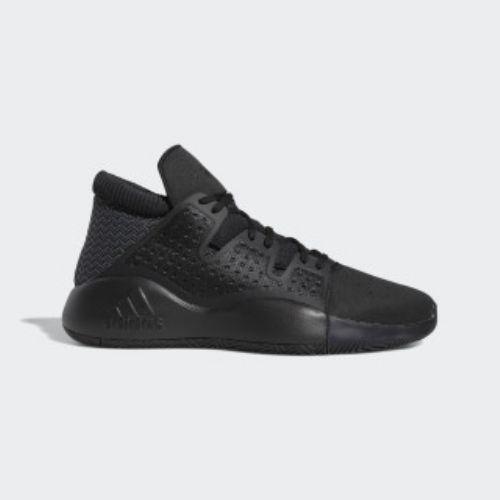 (取寄)アディダス メンズ プロ ビジョン バスケットボールシューズ adidas Men's Pro Vision Shoes Core Black / Solid Grey / Core Black