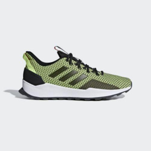(取寄)アディダス メンズ クエスター トレイル ランニングシューズ adidas Men's Questar Trail Shoes Core Black / Core Black / Hi-Res Yellow