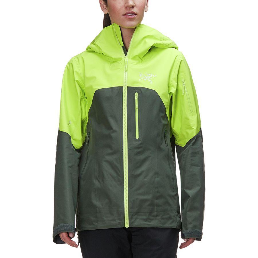 (取寄)アークテリクス レディース シャシュカ ジャケット Arc'teryx Women Shashka Jacket Twisted Pine
