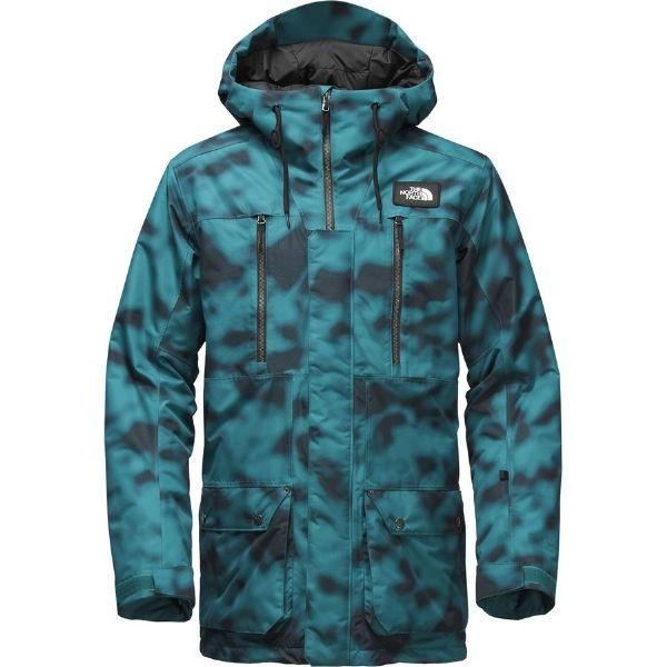 (取寄)ノースフェイス メンズ Hexsaw ジャケット The North Face Men's Hexsaw Jacket Egyptian Blue Blurmo Print