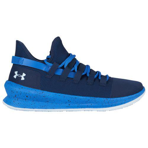 (取寄)アンダーアーマー メンズ エム タグ ロー Underarmour Men's M-Tag Low Academy Blue Strike Coded Blue