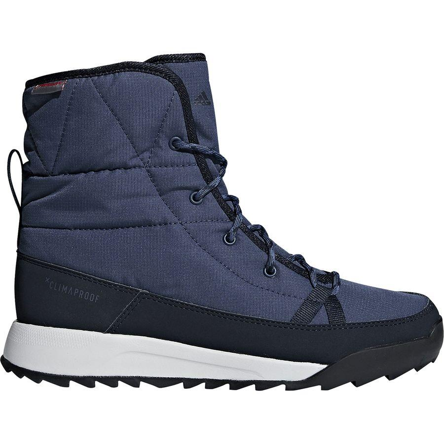 (取寄)アディダス レディース アウトドア CW Choleah パデッド CP ブーツ Adidas Women Outdoor CW Choleah Padded CP Boot Trace Blue/Legend Ink/Black