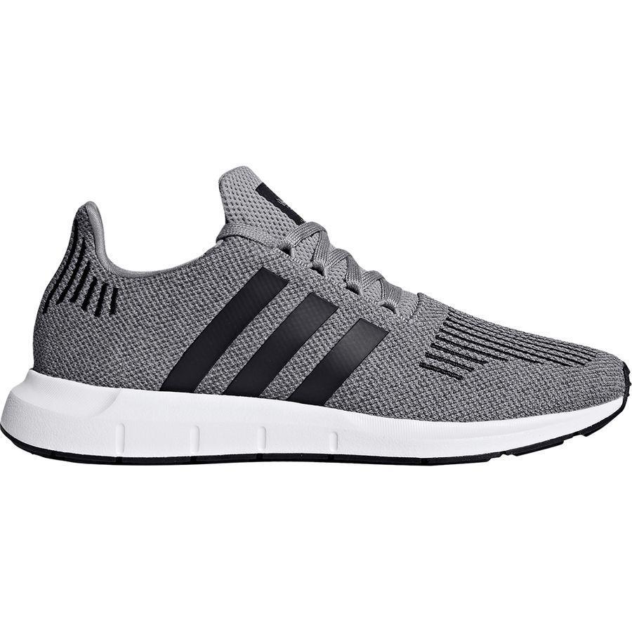 (取寄)アディダス メンズ スウィフト ラン シューズ Adidas Men's Swift Run Shoe Grey Three/Core Black/Medium Grey Heather
